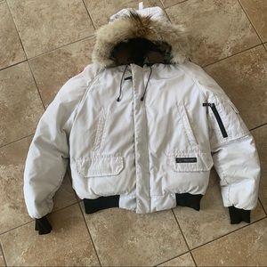 Canada Goose Chilliwack ❗️rare❗️reversible coat